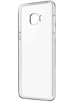 "Накладка ультратонкая ""Lux"" 1 мм для Samsung Galaxy A51 прозрачный - фото 4888"