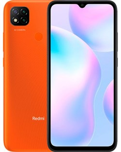 Смартфон Xiaomi Redmi 9C 3/64GB Orange (NFC) - фото 4938