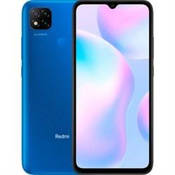 Смартфон Xiaomi Redmi 9C 3/64GB Blue (NFC) - фото 4939