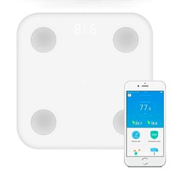 Умные весы Xiaomi Mi Smart Scale 2 - фото 4614