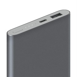 Xiaomi Mi Power Bank Pro QC 3.0 10000 mAh black (PLM03ZM) - фото 4660