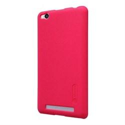 Nillkin Frosted shield для Xiaomi Redmi 4A. Цвет: Красный - фото 4832