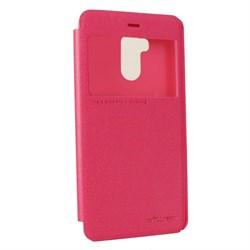 Nillkin Sparkle leather case для Xiaomi Redmi 4 Pro. Цвет: Красный - фото 4836