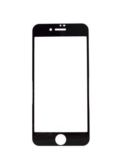 """Защитное стекло """"SC"""" 5D Full Glue для Apple Iphone 6S+/5,5 (цвет=черный) - фото 4847"""