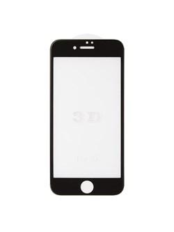 """Защитное стекло """"SC"""" 5D Full Glue для Apple Iphone Хs Max/6.5 (цвет=черный) - фото 4848"""