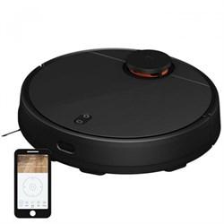 Робот-пылесос Xiaomi Mijia LDS Vacuum Cleaner черный - фото 4898