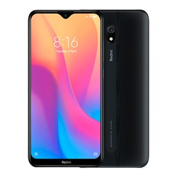 Смартфон Xiaomi Redmi 8A 4/64GB black - фото 4936