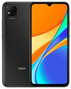 Смартфон Xiaomi Redmi 9C 3/64GB Grey (NFC) - фото 4937
