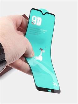 Защитное стекло CERAMICS 9D Full Glue для Samsung Galaxy A41 (цвет=черный) - фото 5065