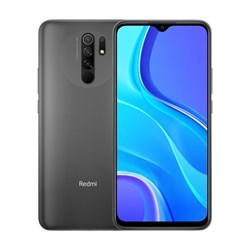 Смартфон Xiaomi Redmi 9 4/128Gb Grey - фото 5072