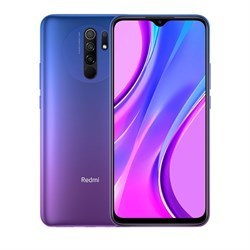 Смартфон Xiaomi Redmi 9 4/128Gb Blue - фото 5073