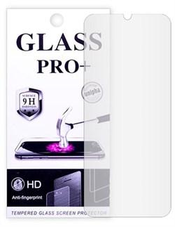 """Защитное стекло """"Pro Glass"""" в картонной упаковке для Xiaomi Redmi Note 9/ 0,2 мм (цвет=глянцевый) - фото 5117"""