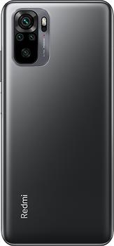 Смартфон Xiaomi Redmi Note 10 4/128GB Grey - фото 5168
