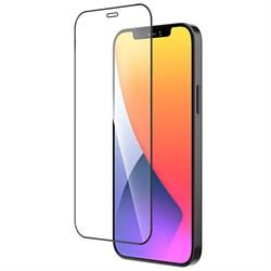 Стекло CERAMICS прозрачное для Apple Iphone 12 /12 pro/6.1 (цвет=прозрачный) - фото 5184