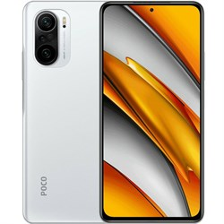 Смартфон Xiaomi Poco F3 NFC 6/128GB белый - фото 5199