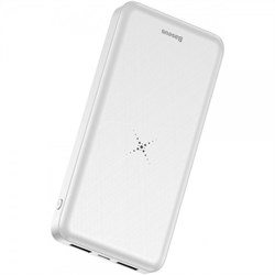Аккумулятор Baseus M36 Wireless Charger 10000 mAh, белый - фото 5256