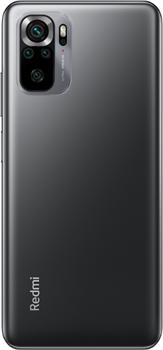 Смартфон Xiaomi Redmi Note 10S 6/128GB (NFC), серый - фото 5264