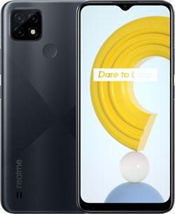 Смартфон Realme c21 64gb, черный - фото 5292