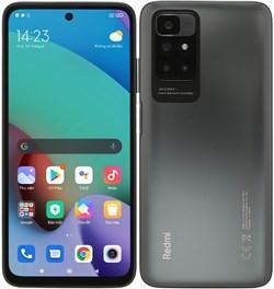 Смартфон Xiaomi Redmi 10 4/128Gb NFC Серый - фото 5307
