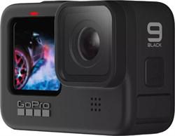 Экшн-камера GoPro HERO9 Black Edition (CHDHX-901-RW) черный - фото 5312