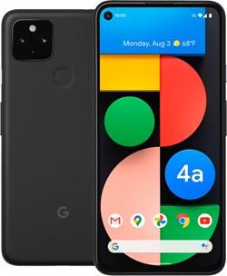 Смартфон Google Pixel 4a 5G 6/128гб, черный - фото 5317