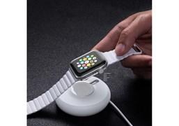 Зарядное устройство Baseus YOYO Wireless Charger for iW(with 1M Cable)White
